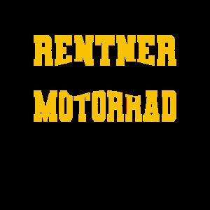 Rentner Motorrad