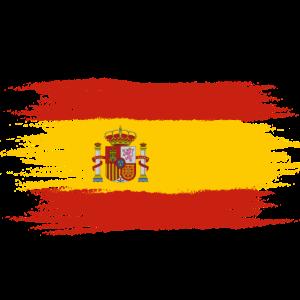 Face Mask - Spain Flag