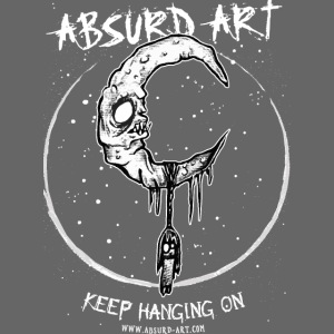 """Keep Hanging On"" von Absurd ART"