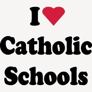 MUG - I LOVE CATHOLIC SCHOOLS