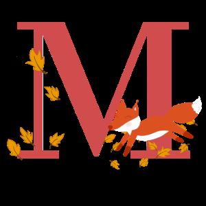 M mit Fuchs
