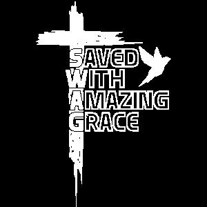 Mit Amazing Grace White Edition gespeichert