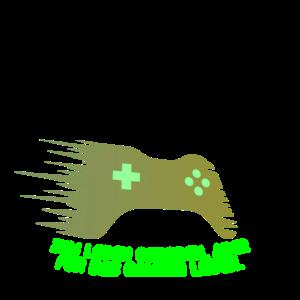 Zum Leben geboren, aber für das Gaming leben.