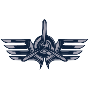 Flugzeug Propeller Motor