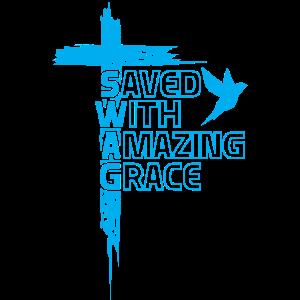Mit Amazing Grace Cyan Edition gespeichert