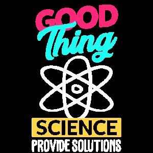 Wissenschaft Nerd Lösungen