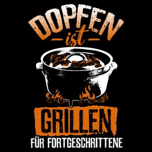 Grill BBQ Grillen Grillmeister Dutch Oven Dopfen