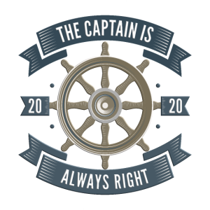 The Captain Is Always Right