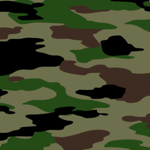 Military camouflage Mask