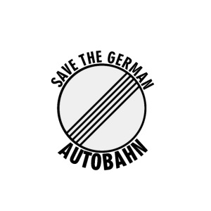 Save The German Autobahn