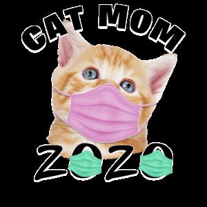 Cat Mom 2020 unter Quarantäne gestellt