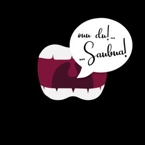 SCHREIEN SAUBUA