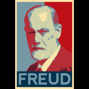 Sigmund Freud Motiv