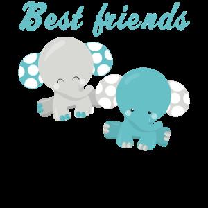 Best Friends Beste Freunde Freundschafts Geschenk