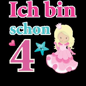 Geburtstag Geschenk Mädchen 4 Jahre
