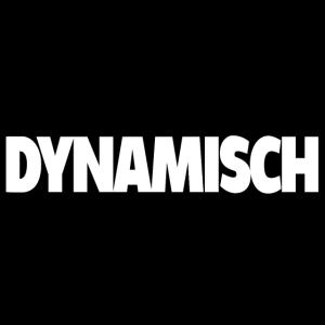 DYNAMISCH | Immer schön dynamisch bleiben | s/w