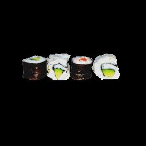 Sushi food Love. Alle lieben Sushi.