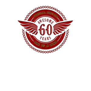 Geschenk zum 60 Geburtstag - 60 Jahre Alt