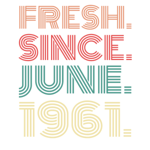 1961 Juni Geburtstag