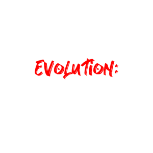 Rennradfahrer ist die Krönung der Evolution