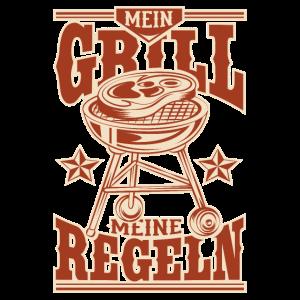Mein Grill Meine Regeln!