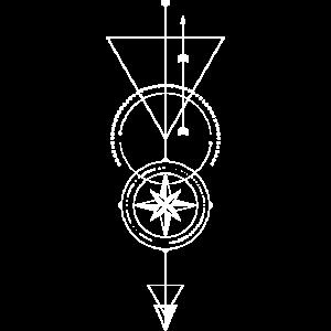 Kompass - spirituell