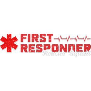 Cooles First Responder Rescue Squad Shirt
