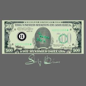500 cash original