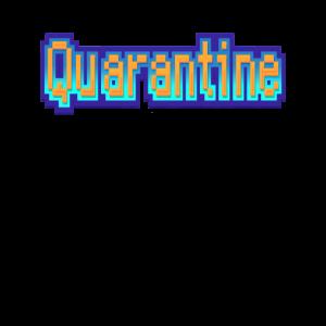 Quarantäne Pixelkunst