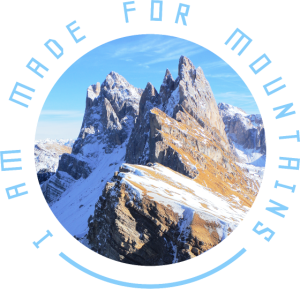 I AM MADE FOR MOUNTAINS - Berge - Wandern