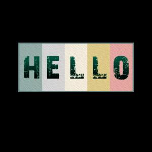 Hello Hallo