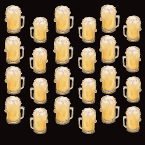 Bier Bierkrug Helles Mundschutz Wirtshaus Brauerei