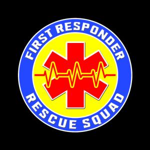 First responder Maske