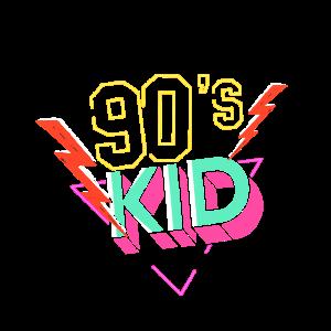 90s Neon Rubic cube Cassette Tape