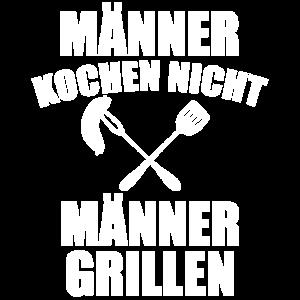 Männer Grillen Geschenkidee Grillmeister