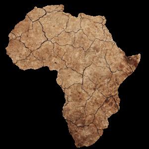 Afrika - Africa dirt design travel Umriss