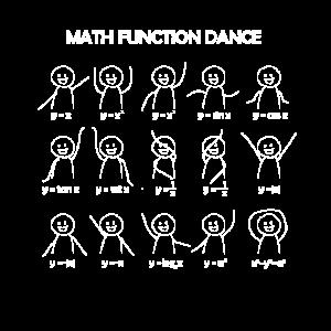 Math Function Dance Grath Gleichungen Mathe