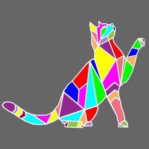 colori gatto bianco animale animale composizione