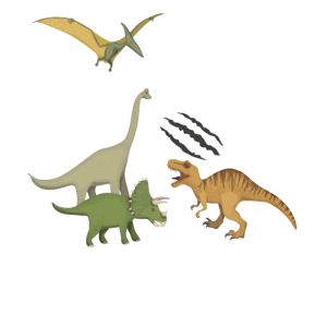 Kindergeburtstag Dino 3. Geburtstag Dinosaurier