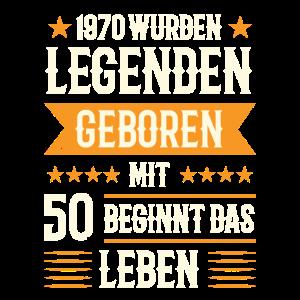 50. Geburtstag 50th birthday