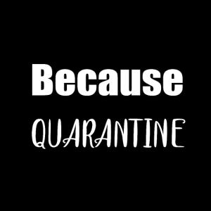 weil Quarantäne