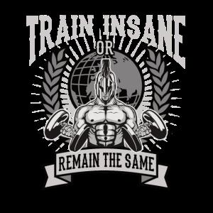 Body Building - Train Insane