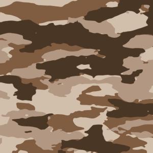 Braunes Camouflage