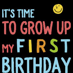 Lustige Sprüche zum ersten Geburtstag