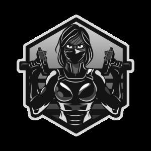 Army Girl Gaming Logo