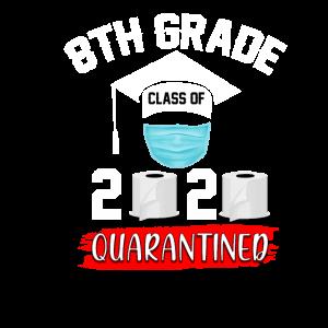 8. Klasse Klasse 2020 unter Quarantäne gestellt