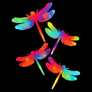 Libelle Geschenk