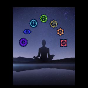 Meditation Chakra Symbole Die Sieben Chakren