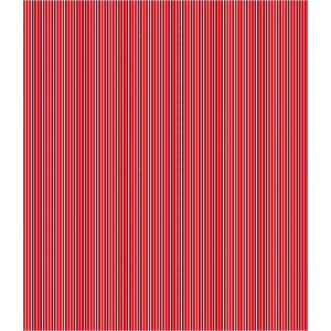 Rot gestreiftes Design