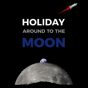 Urlaub um den Mond